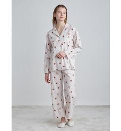 【纏うだけで洒落感のある洗練された印象のパジャマシリーズ】