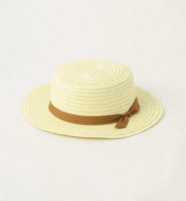 【アナザーエディション/Another Edition】 ブレードリボンカンカン帽/AEBFC BRAID RBN カンカン [3000円(税込)以上で送料無料]