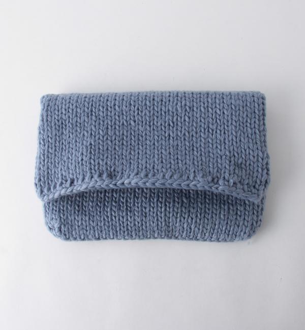 【アナザーエディション/Another Edition】 ニットクラッチバッグ/AEBFC Knit CLT [送料無料]