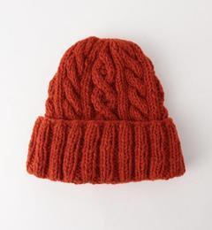 【アナザーエディション/Another Edition】 ケーブル編みニット帽/AEBC CBL Knit CAP [3000円(税込)以上で送料無料]