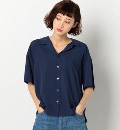 【アナザーエディション/Another Edition】 レーヨンオープンカラーシャツ [送料無料]