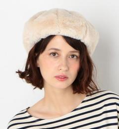 【アナザーエディション/Another Edition】 フェイクファーベレー帽 [送料無料]