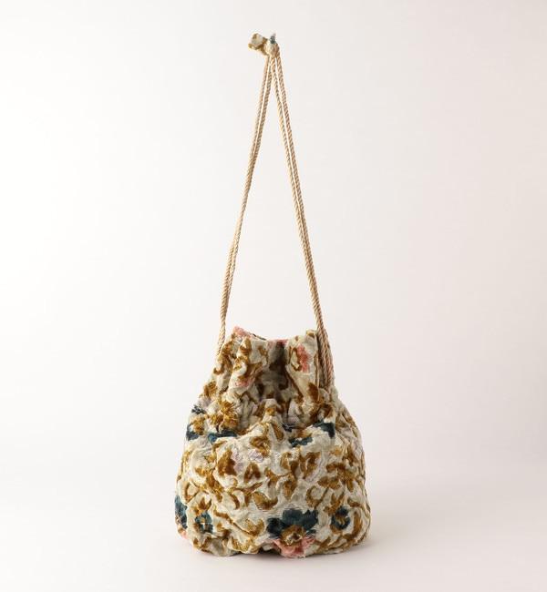 【オデット エ オディール/Odette e Odile】 JAMIRAY Floral Bag