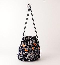 <アイルミネ>【オデット エ オディール/Odette e Odile】 JAMIRAY Floral Bag画像