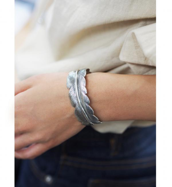 【ジュエルチェンジズ/Jewel Changes】 PHILIPPE AUDIBERT フェザーバングル / bracelet plume Tizziri [送料無料]