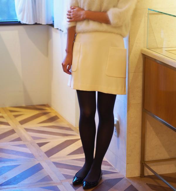 【ジュエルチェンジズ/Jewel Changes】 ●JOC PE ポケット 台形スカート [送料無料]