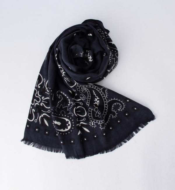 【ジュエルチェンジズ/Jewel Changes】 manipuri バンダナ 120×120 / マニプリ / スカーフ [送料無料]