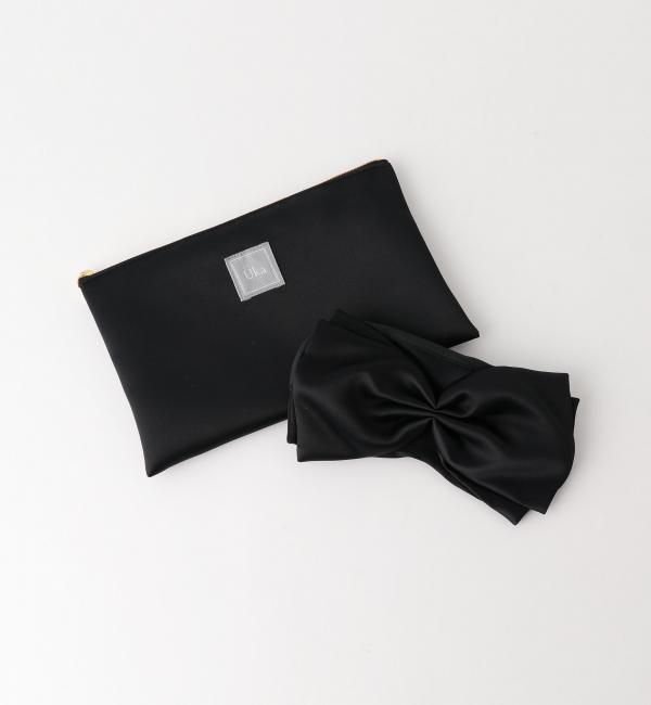 【ジュエルチェンジズ/Jewel Changes】 Uka リボン アイマスク ターバン / ウカ / 2way [送料無料]