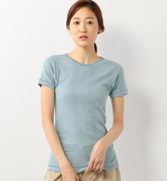 【ジュエルチェンジズ/Jewel Changes】 Miller パネルリブ Tシャツ / ミラー [3000円(税込)以上で送料無料]