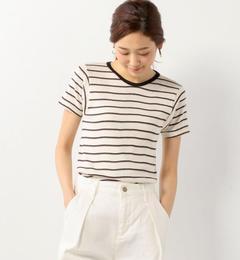【ジュエルチェンジズ/Jewel Changes】 Miller パネルリブ Tシャツ / ミラー [送料無料]