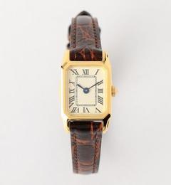 【ジュエルチェンジズ/Jewel Changes】 Intaract Watch Co. スクエア カタオシベルト / インタラクト ウォッチ コー / 時計 [送料無料]