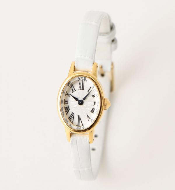 【ジュエルチェンジズ/Jewel Changes】 Interact Watch Co. オーバル カタオシベルト / インタラクト ウォッチ コー / 時計