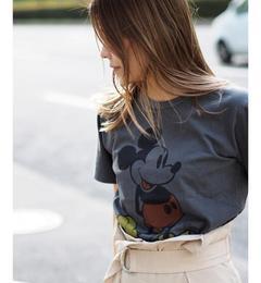 【ジュエルチェンジズ/Jewel Changes】 【WEB限定】◎JUNK FOOD×JC MICKEY Tシャツ / ジャンクフード / ミッキー [送料無料]