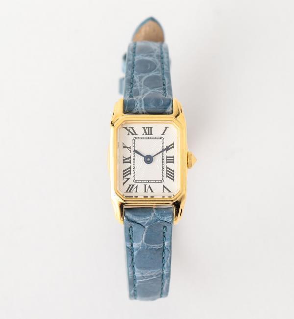 【ジュエルチェンジズ/Jewel Changes】 【別注】Intaract Watch Co. JCSP クロコダイル ウォッチ / インタラクト ウォッチ コー / 時計 [送料無料]