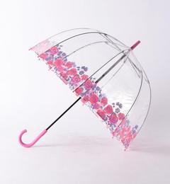 <アイルミネ> ★送料無料!◎FULTON PINK ROSE 1 / フルトン /花柄 / 傘 / バードケージ画像