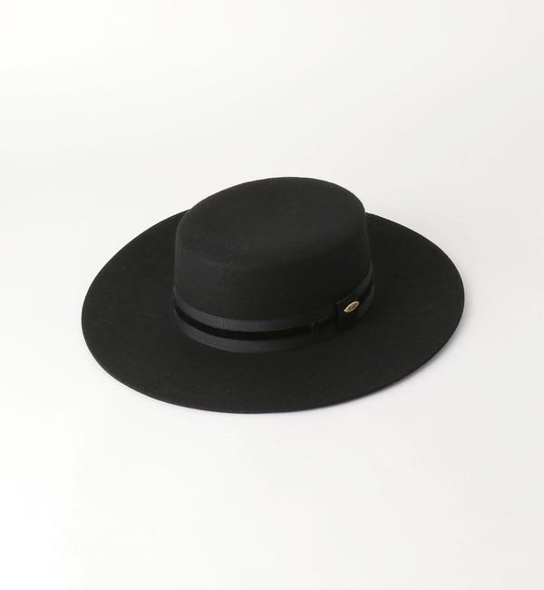 【エメルリファインズ/EMMEL REFINES】 BRONTE(ブロンテ)Bailey/B HAT