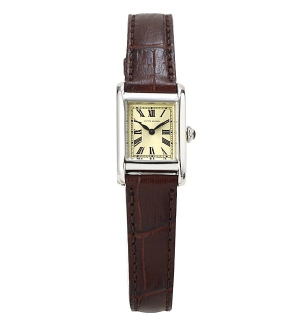 【ユナイテッドアローズ/UNITED ARROWS】 UA スクエア型 腕時計 [送料無料]
