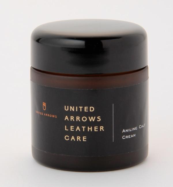 【ユナイテッドアローズ/UNITED ARROWS】 UA Aniline Calf Cream