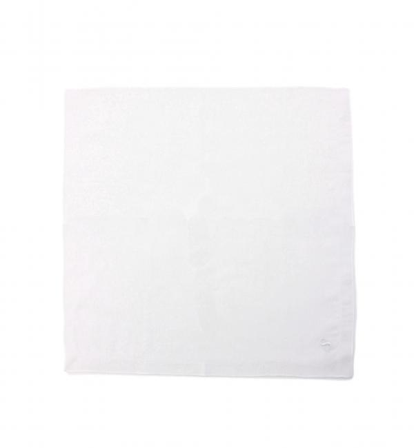 【ユナイテッドアローズ/UNITED ARROWS】 UAB イニシャル刺繍 ハンカチ [3000円(税込)以上で送料無料]