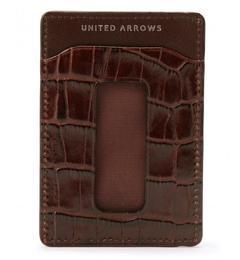 【ユナイテッドアローズ/UNITEDARROWS】<BOW&ARROWS(ボウ&アローズ)>STAMPPASSCASE[送料無料]