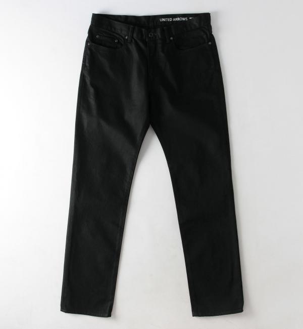 モテ系メンズファッション|【ユナイテッドアローズ/UNITED ARROWS】 UAS ブラック スキニー デニム [送料無料]