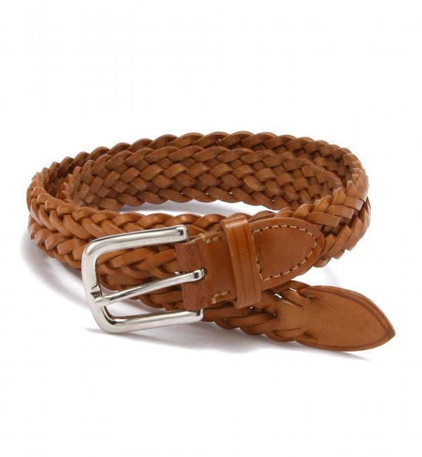 <Whitehouse Cox(ホワイトハウスコックス)> MESH BELT 28mm(UA CLOTHING MATTERS