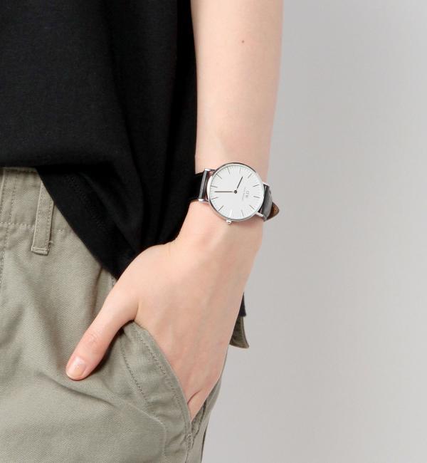 【ユナイテッドアローズ/UNITED ARROWS】  CLASSIC SHEFFIELD 36MM 腕時計 [送料無料]