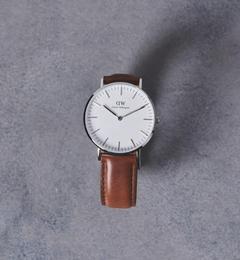 <アイルミネ>【ユナイテッドアローズ/UNITED ARROWS】 <Daniel Wellington> CLASSIC ST ANDREWS (ST Mawes)36MM 腕時計 [送料無料]画像