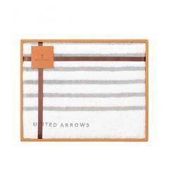 【ユナイテッドアローズ/UNITED ARROWS】 UA TOWEL ボーダー バスタオル ギフトセット [送料無料]
