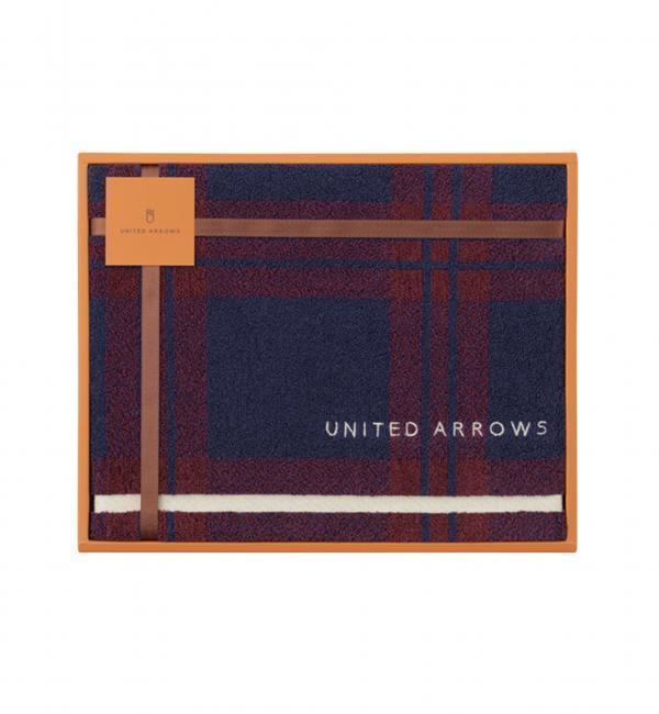 【ユナイテッドアローズ/UNITED ARROWS】 UA TOWEL チェック ギフトセット [送料無料]