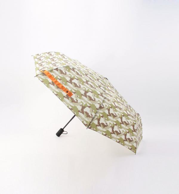 【ユナイテッドアローズ/UNITED ARROWS】 Saint Martin カモフラージュ 折り畳み傘 [送料無料]