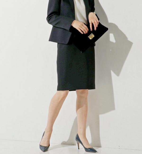 【ユナイテッドアローズ/UNITED ARROWS】 ○UBBT BUTCHER タイトスカート [送料無料]