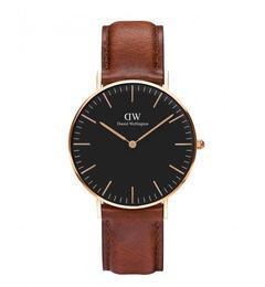 【ユナイテッドアローズ/UNITED ARROWS】 BLACK MODEL St Mawes 36MM 腕時計† [送料無料]