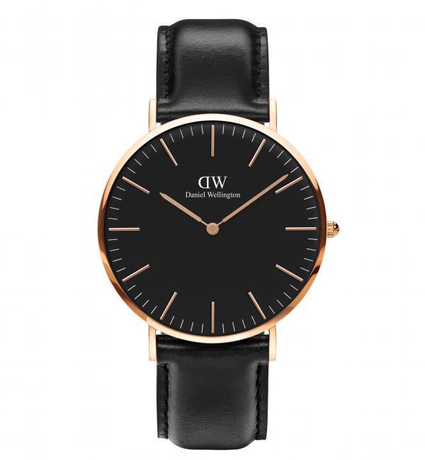 【ユナイテッドアローズ/UNITED ARROWS】 【予約会】BLACK MODEL Sheffield 40MM 腕時計† [送料無料]