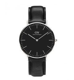 【ユナイテッドアローズ/UNITED ARROWS】 BLACK MODEL Sheffield 36MM 腕時計† [送料無料]