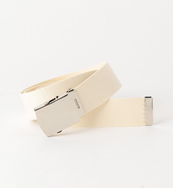 【ユナイテッドアローズ/UNITED ARROWS】 UWMF テープベルト 38MM [送料無料]