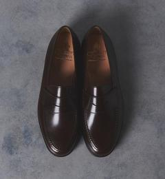 <アイルミネ> <CROCKETT&JONES(クロケット&ジョーンズ)> BOSTON2 LOAFER画像