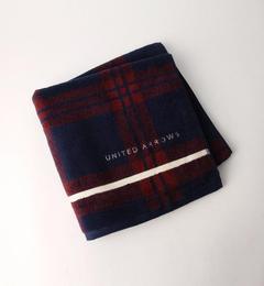 <アイルミネ>【ユナイテッドアローズ/UNITED ARROWS】 UA TOWEL チェック バスタオル [送料無料]画像