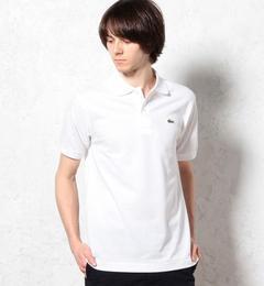 [ラコステ]LACOSTE ポロシャツ L1212 JPN【グリーンレーベルリラクシング/green label relaxing ポロシャツ】