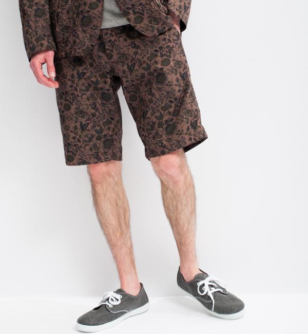 モテ系メンズファッション LIBERTY BOTANICAL SHORTS