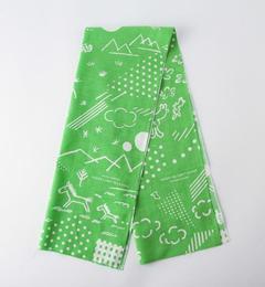 【グリーンレーベルリラクシング/green label relaxing】 【HAMAMONYO】STANDARD DAYS テヌグイ [3000円(税込)以上で送料無料]