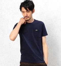 【グリーンレーベルリラクシング/green label relaxing】 [ラコステ] BC LACOSTE PKT TH126PJPN Tシャツ [送料無料]