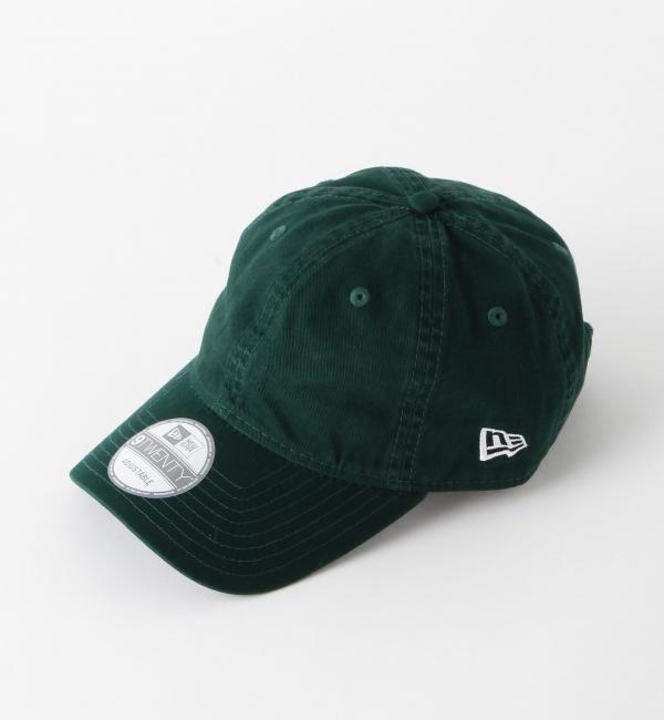 【グリーンレーベルリラクシング/green label relaxing】 [ニューエラ] BC NEWERA 9TWENTY CTN キャップ [送料無料]
