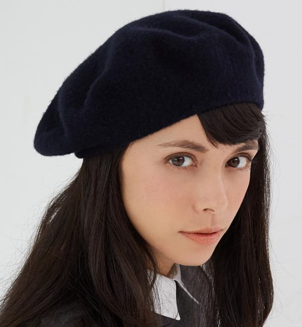 【グリーンレーベルリラクシング/green label relaxing】 CB バスクベレー帽 [送料無料]