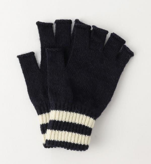 【グリーンレーベルリラクシング/green label relaxing】 [ブラックシープ] BC BLACK SHEEP LINE F/LESS グローブ / 手袋 [3000円(税込)以上で送料無料]