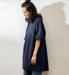 【グリーンレーベルリラクシング/greenlabelrelaxing】[WEB限定][キャンバー]CAMBERPKTTALLTシャツ[送料無料]