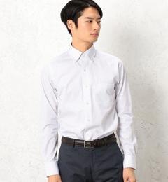 【グリーンレーベルリラクシング/greenlabelrelaxing】SLIMTTSLSBDシャツ[送料無料]