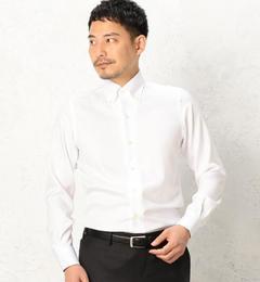 【グリーンレーベルリラクシング/greenlabelrelaxing】E/IRONCOOLMAXHBITALYシャツ[送料無料]