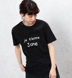 【グリーンレーベルリラクシング/greenlabelrelaxing】KFGILDANJetaimePrtTシャツ[送料無料]