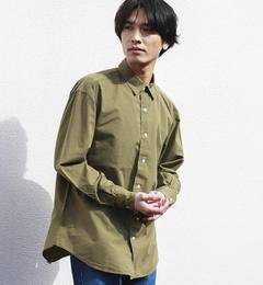【グリーンレーベルリラクシング/greenlabelrelaxing】SCTYPEBIG/REGL/SLシャツ[送料無料]